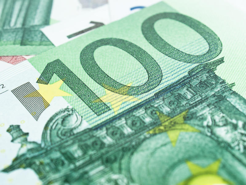 Download One Hundred Euros stock photo. Image of earning, euros - 18316714