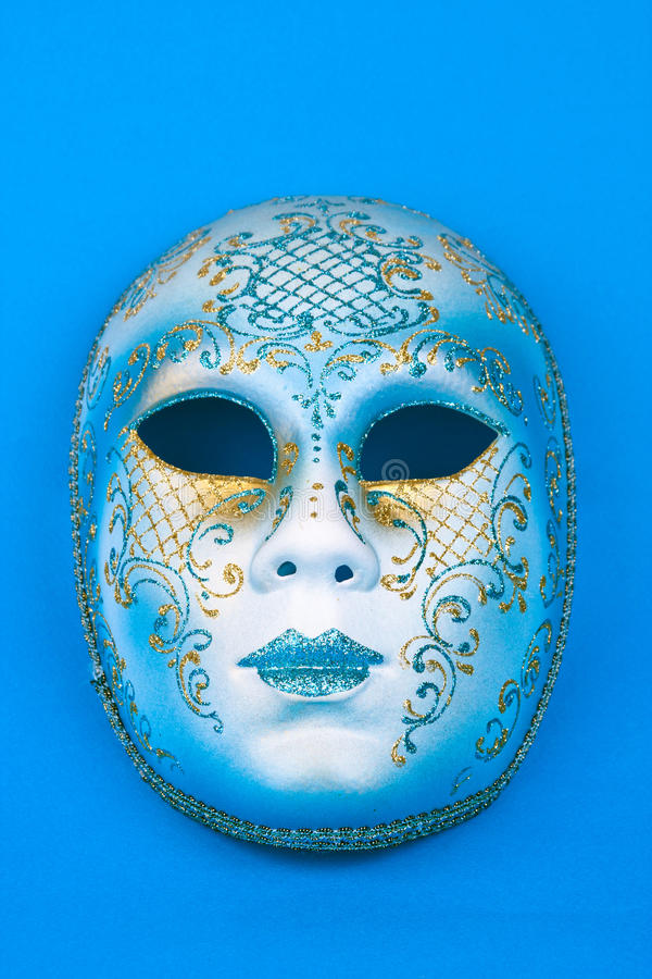 Download One italian mask stock photo. Image of masquerade, color - 22024518