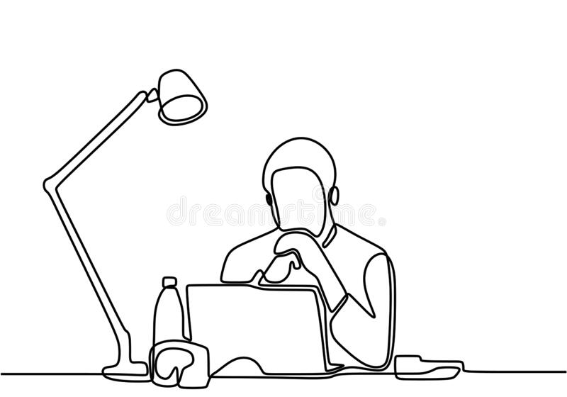 Computer Drawing Man Young Stock Illustrations 2 550 Computer Drawing Man Young Stock Illustrations Vectors Clipart Dreamstime