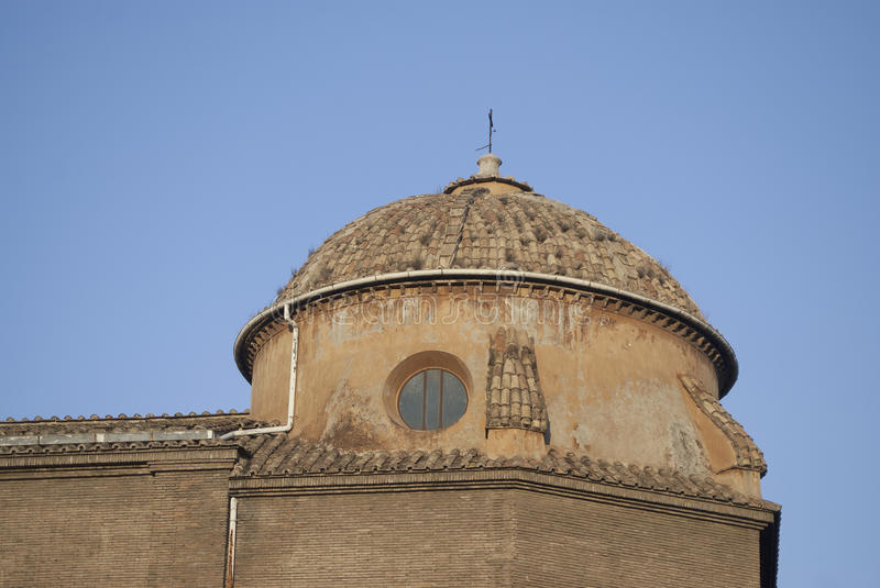 Download One Of The Many Domes Of Rome Royalty Free Stock Photography - Image: 26593017