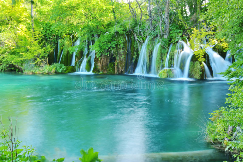 One Of The Most Beautiful Places In The World Plitvice Croatia Stock Photo Image Of