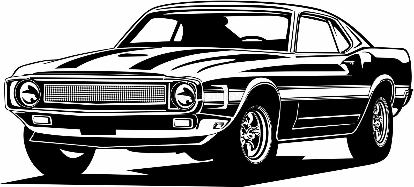 Cobra Blue sticker decal Mustang Ford Shelby muscle classic retro vintage race