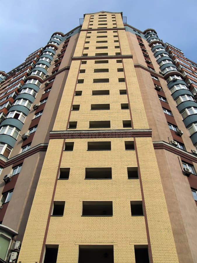 high new urban megapolis building, modern city diversity royalty free stock image