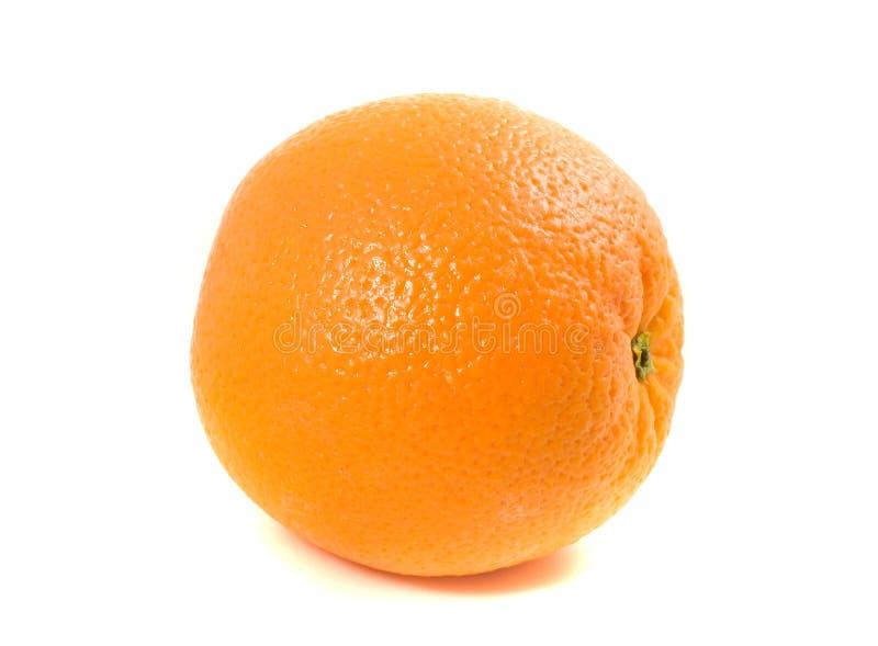 One Ordinary Orange royalty free stock photo