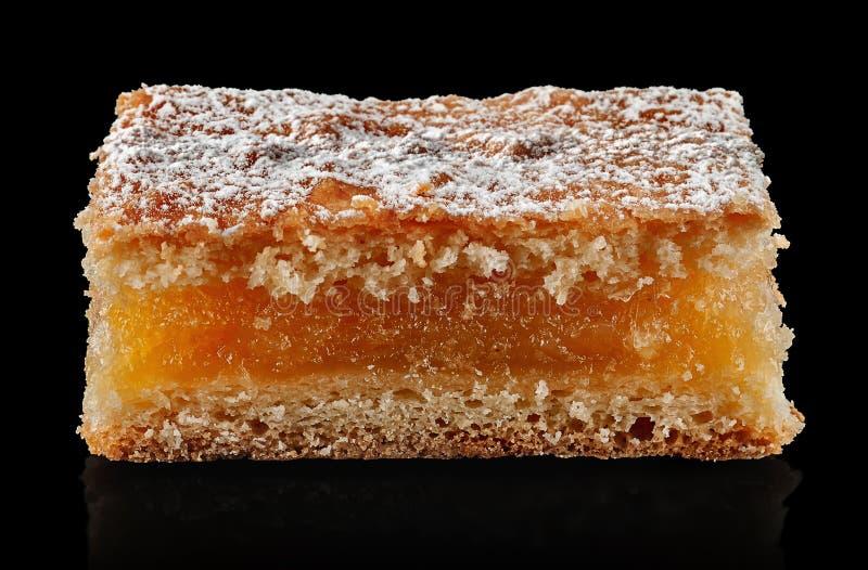 One piece пирога лимона стоковые изображения rf