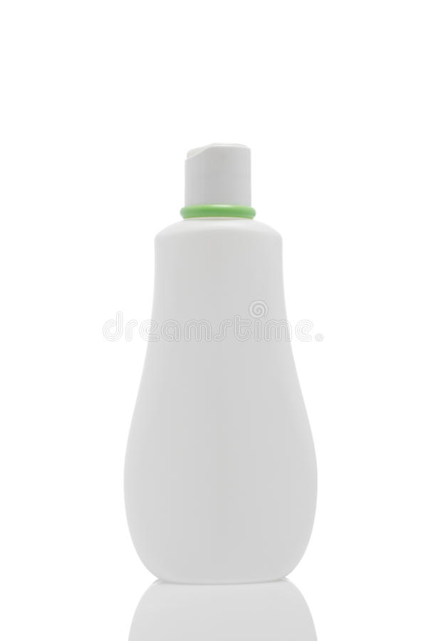 Download One Plastic Bottle With Spray Royalty Free Stock Photos - Image: 15017118