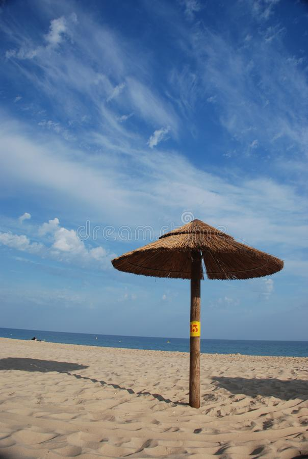 Download One straw hat stock image. Image of relax, straw, background - 7841651