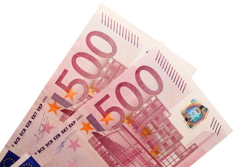 Download One Thousand Euros stock image. Image of thousand, profit - 16195907