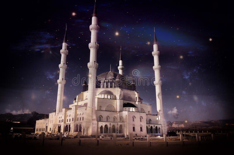One Thousand and One Nights royalty free stock photo