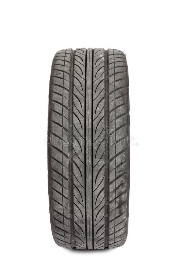 Free One Tire Royalty Free Stock Photography - 17380207