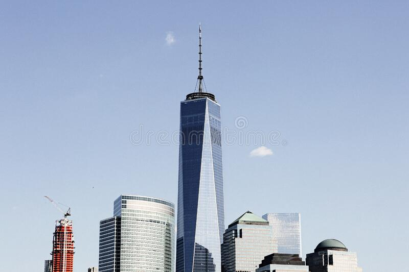One World Trade Center royalty free stock images