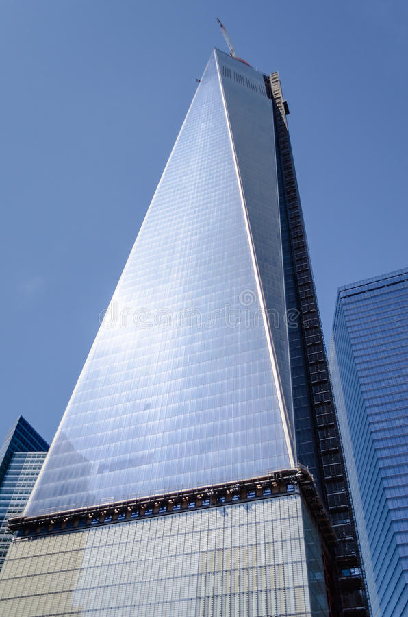 Download One World Trade Center, Aka Freedom Editorial Image - Image: 33071770