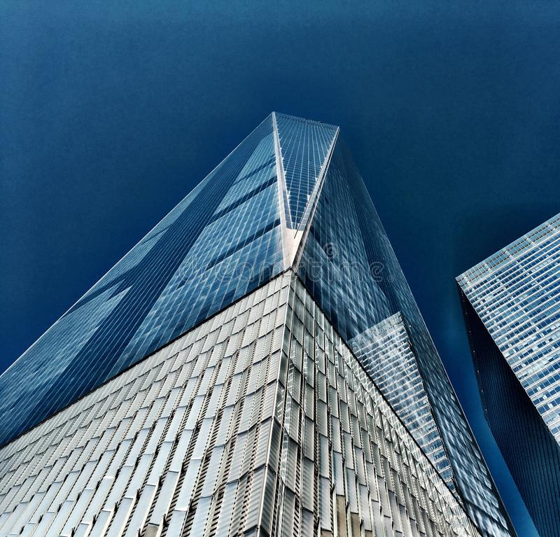 One World Trade Center stock photography
