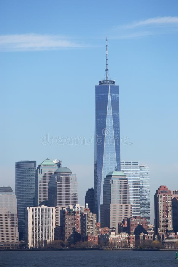 One World Trade Centre, New York stock photos
