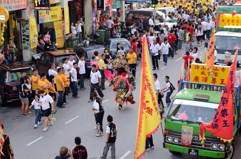 ONG θεοτήτων εορτασμού γενεθλίων choon kong teck στοκ εικόνες
