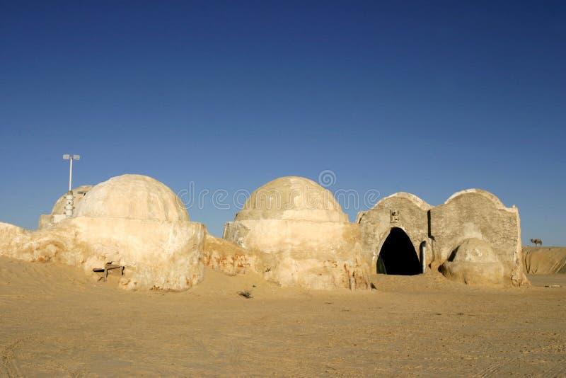 Ong jemel de paysage de star wars pr s de nefta tunisie - Paysage star wars ...