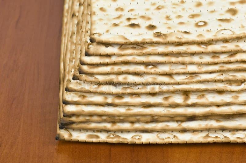 Ongedesemd brood royalty-vrije stock afbeeldingen