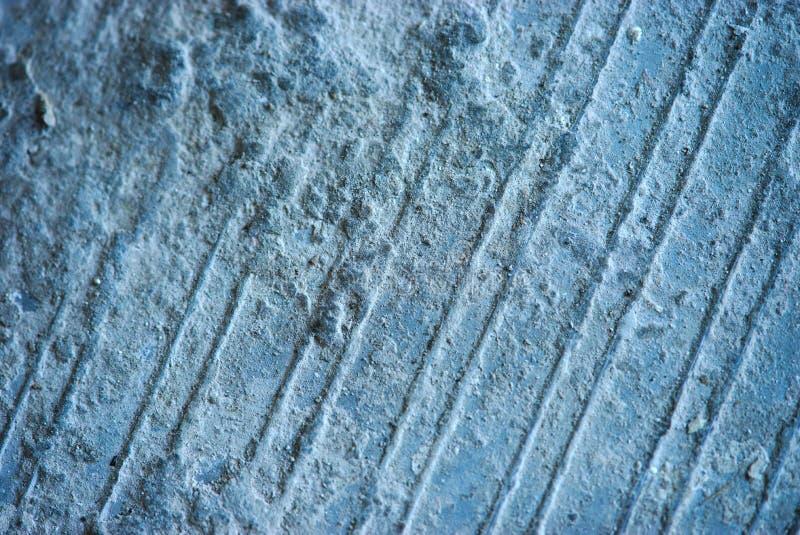 Ongelijk textuurdetail van pleister royalty-vrije stock foto's