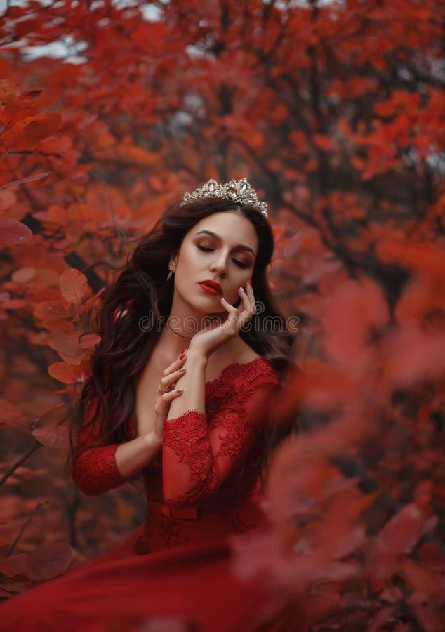 Ongelooflijke overweldigende vrouw royalty-vrije stock fotografie