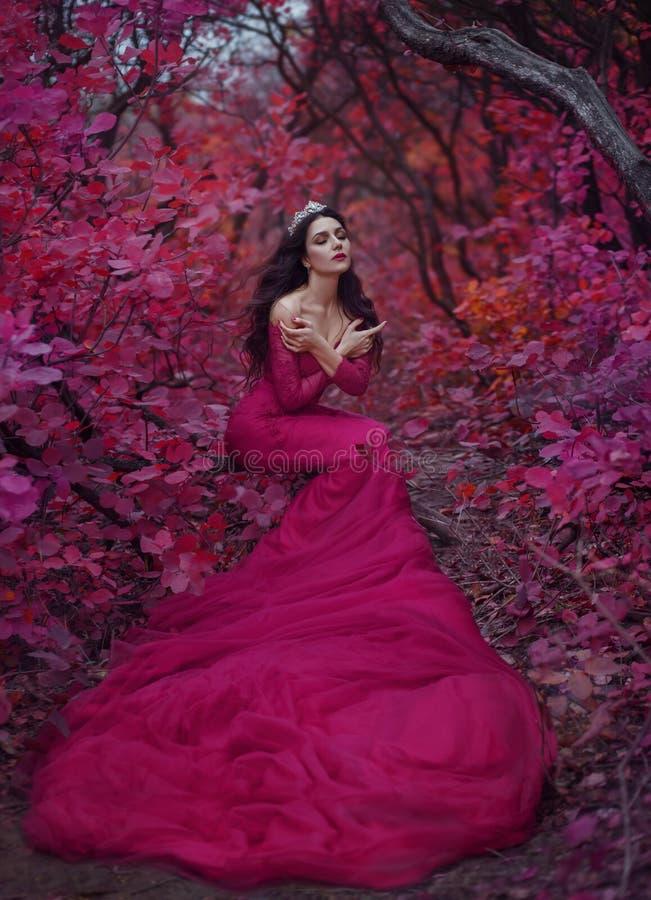 Ongelooflijke overweldigende vrouw royalty-vrije stock foto's