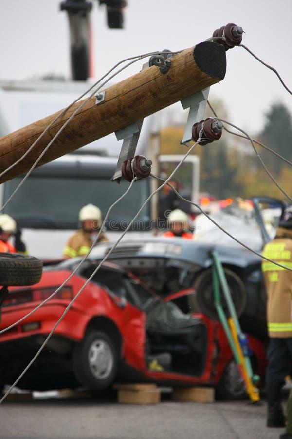 Ongeval stock afbeeldingen