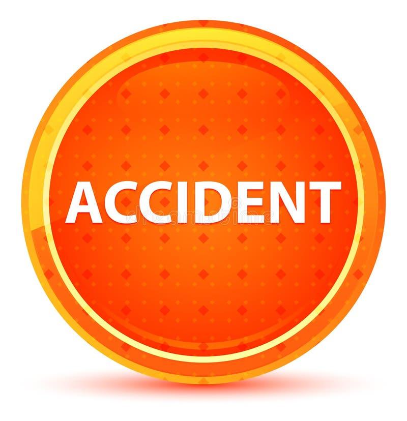 Ongevallen Natuurlijke Oranje Ronde Knoop vector illustratie