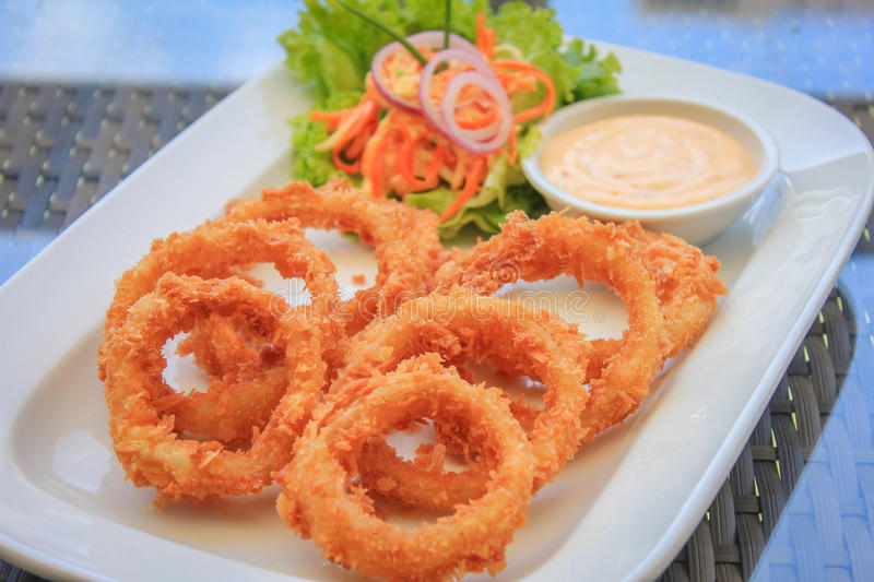 Onion Ring stock images