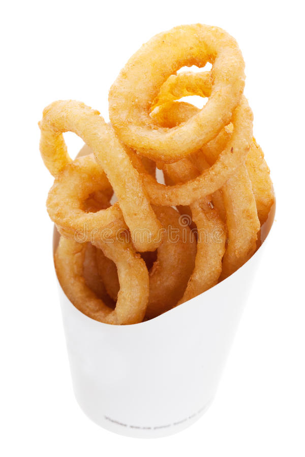 Download Onion Rings stock photo. Image of closeup, crumbs, isolated - 14471882