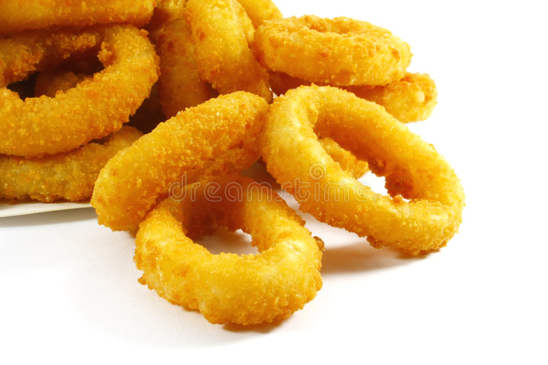 Download Onion Rings stock photo. Image of batter, crispy, crumb - 6086508