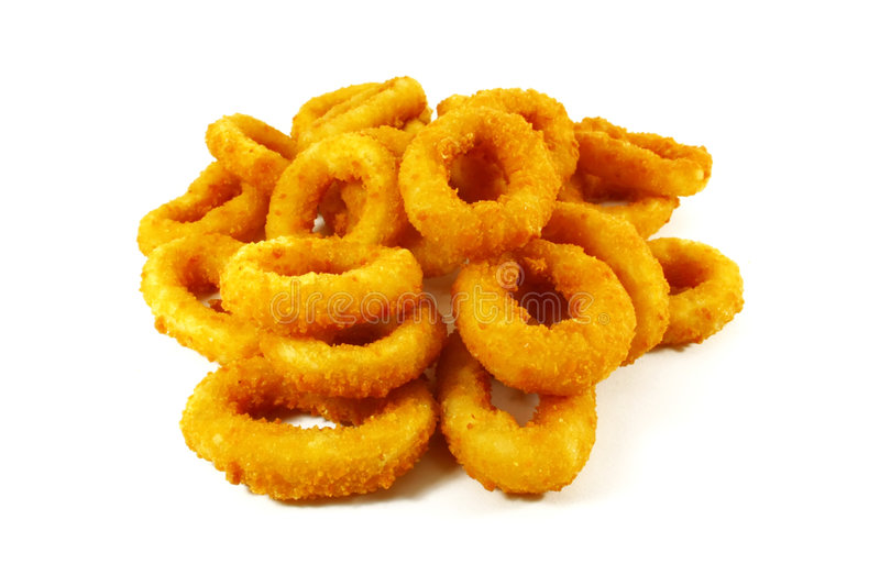 Download Onion Rings stock photo. Image of food, single, onion - 6527942