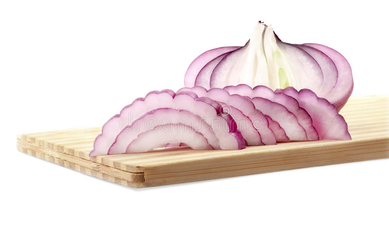 Download Onions on board stock photo. Image of violet, food, onion - 24703522