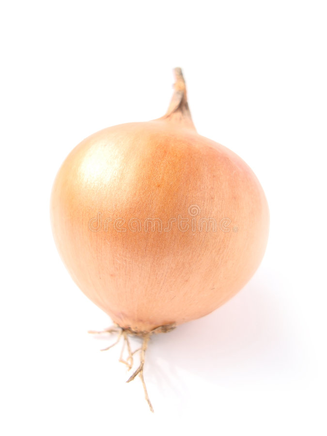 Onions, gold bulb royalty free stock images