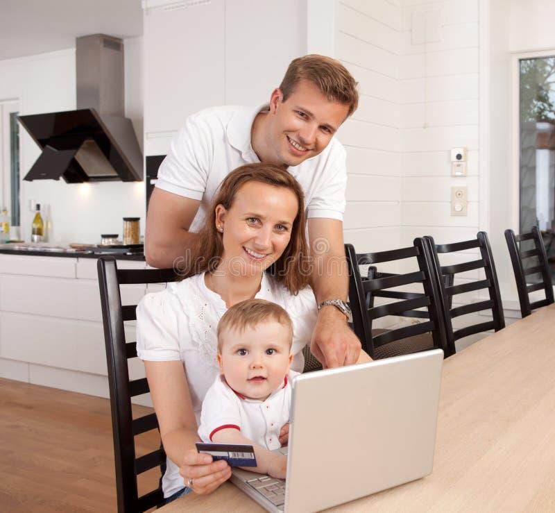 Online Aankoop royalty-vrije stock afbeeldingen