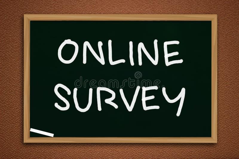 Online ankieta, Motywacyjny Biznesowy Internetowy marketing Formułuje Qu ilustracji