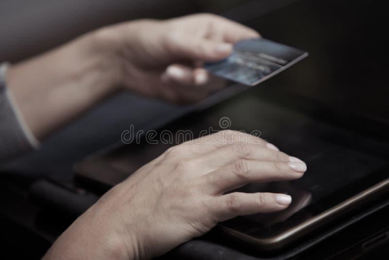 Online-Banking lizenzfreies stockfoto