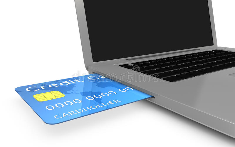 Online Banking Services Royalty Free Stock Image