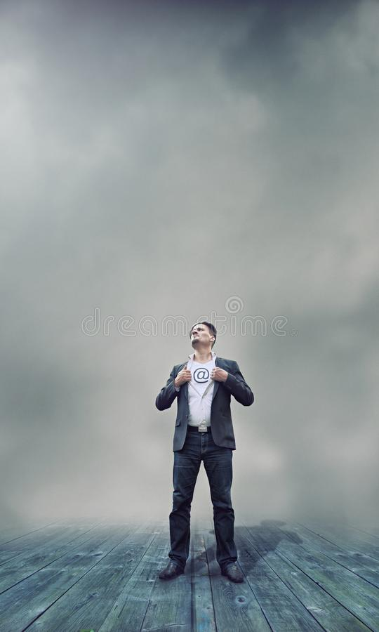 Online Business royalty free stock photo