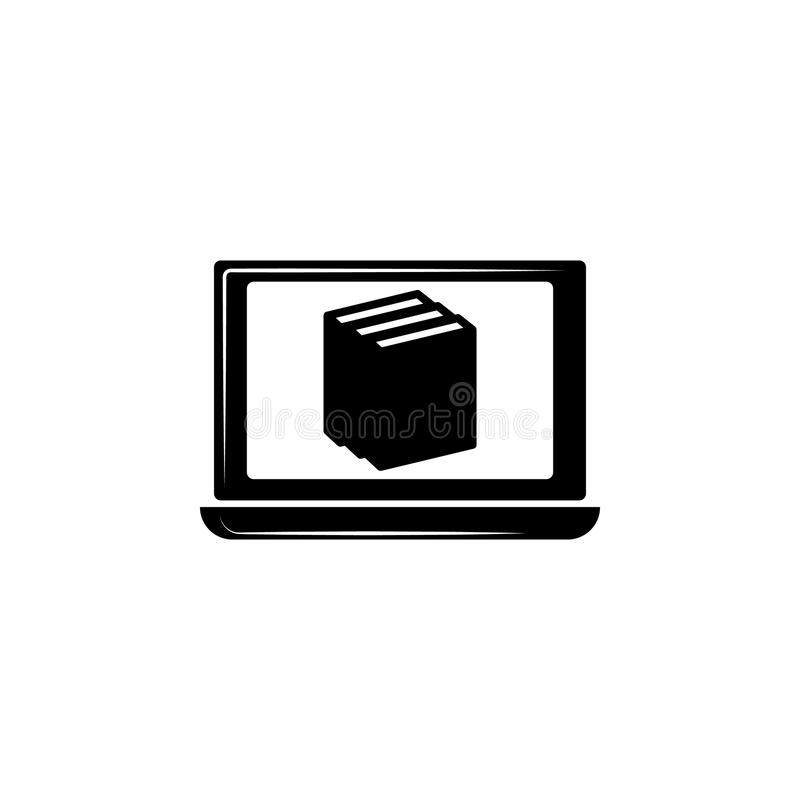 Online Certification Icon. Vector Graduation Icon. Education ...
