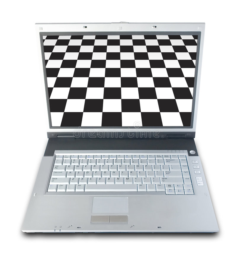 Download Online Checker stock photo. Image of square, notebook - 1233460