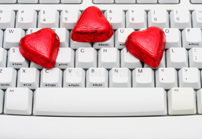 Download Online Dating stock image. Image of date, chocolate, dating - 12763155