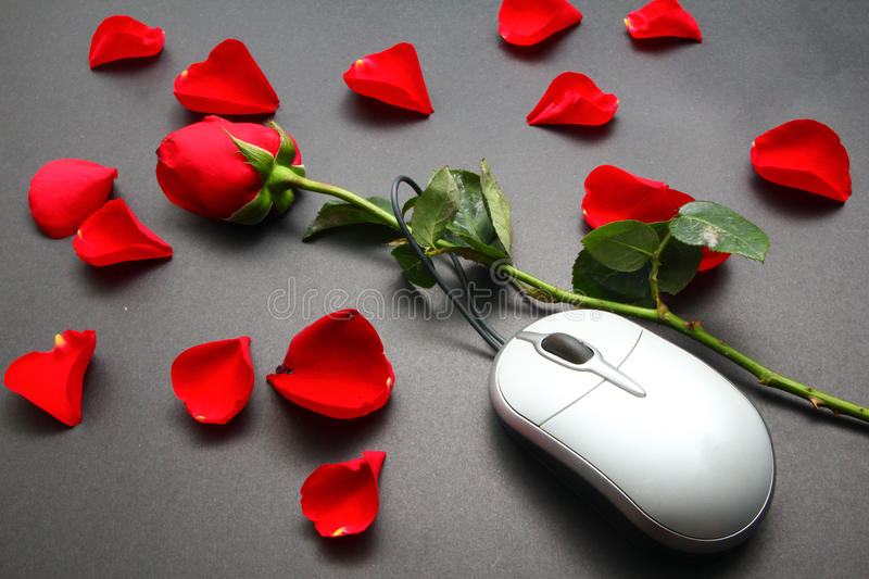 Download Online Dating Stock Image - Image: 27555071