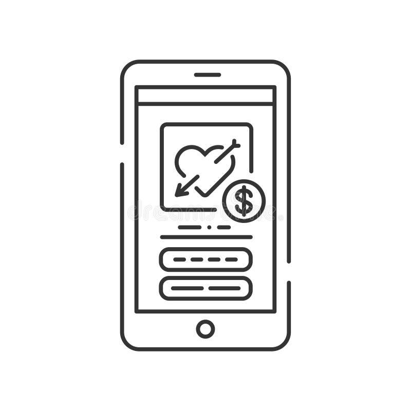 Chat-bildschirm dating-app