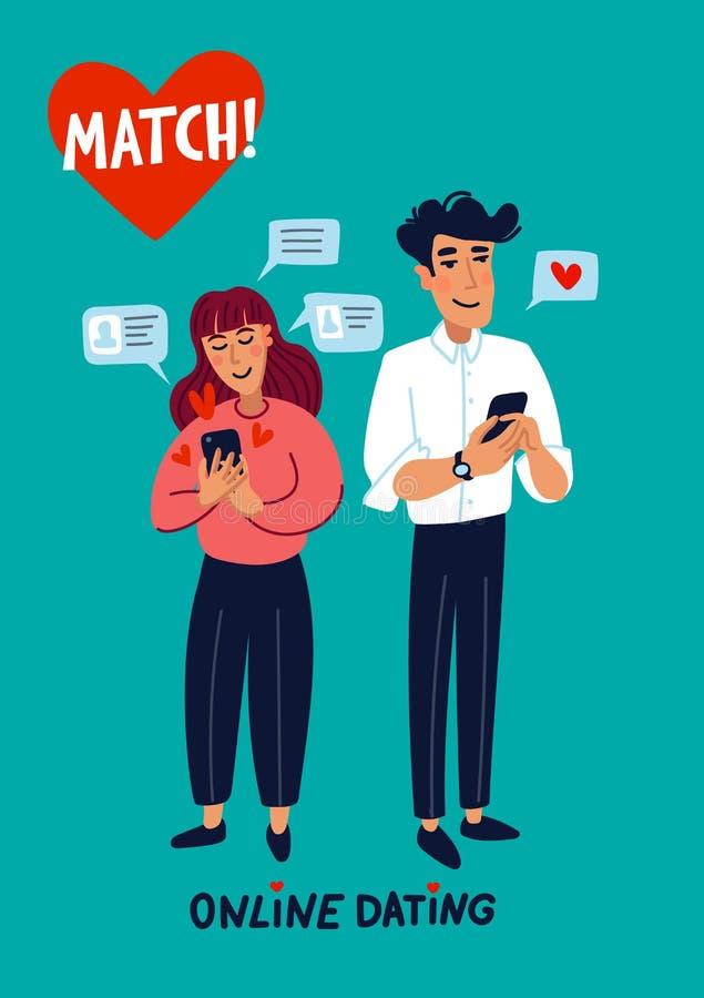 Online Dating leriga matcher