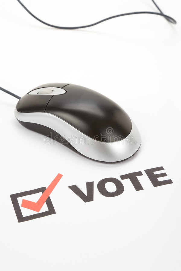 online głosujący obrazy royalty free