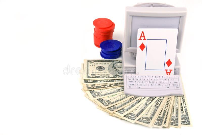 Download Online Gambling stock image. Image of metaphor, currency - 3374553