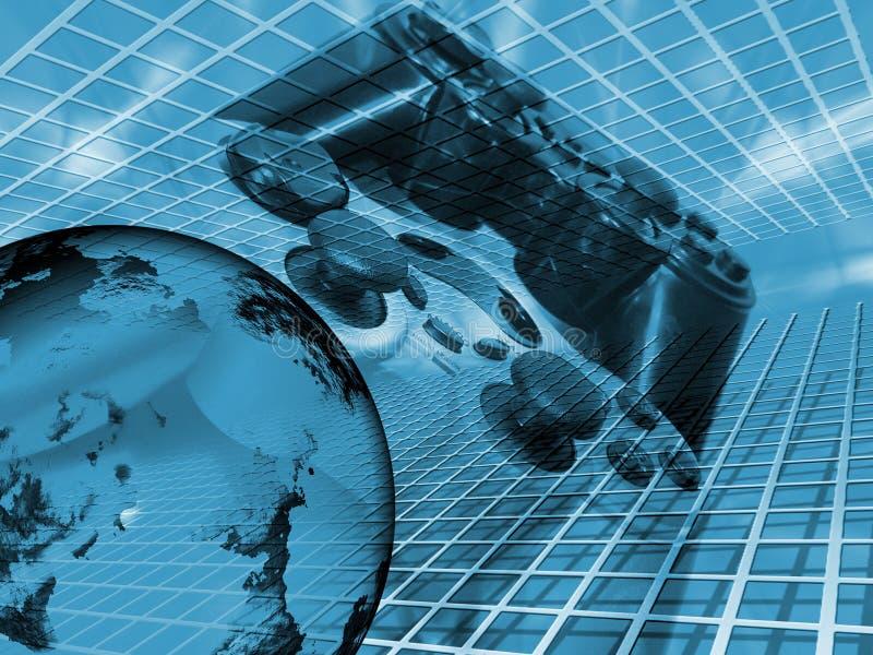 Download Online gaming stock illustration. Illustration of online - 467466