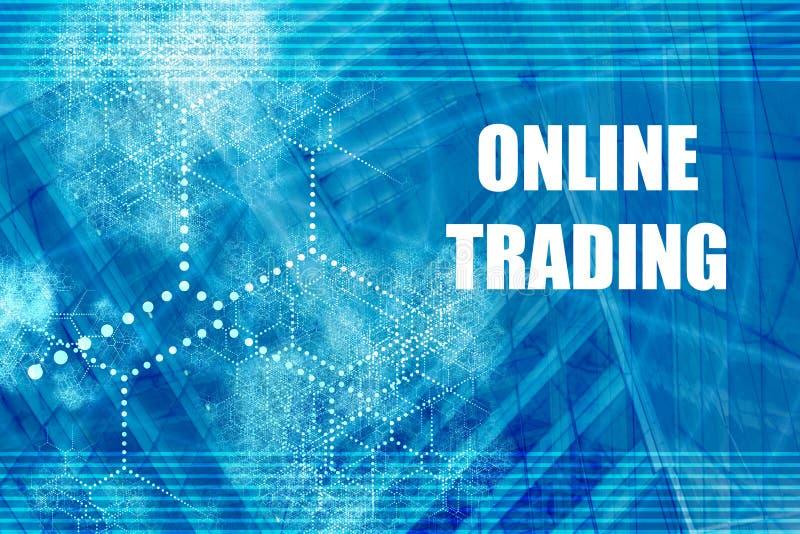 online handel royalty ilustracja