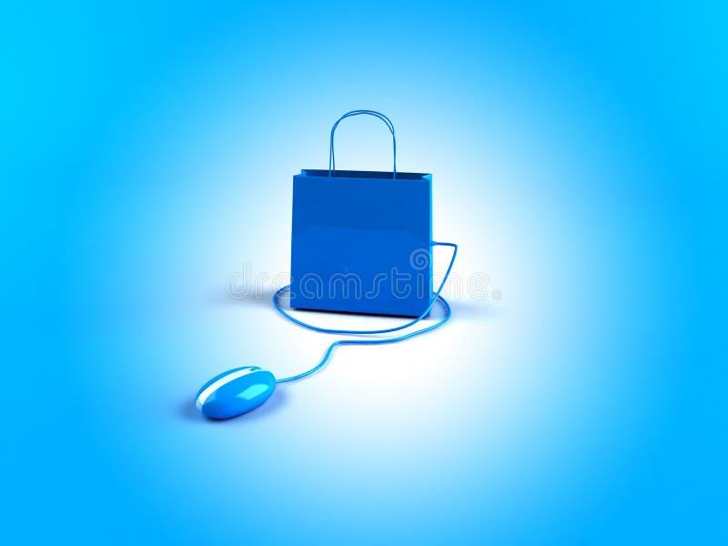 Online kaufen vektor abbildung