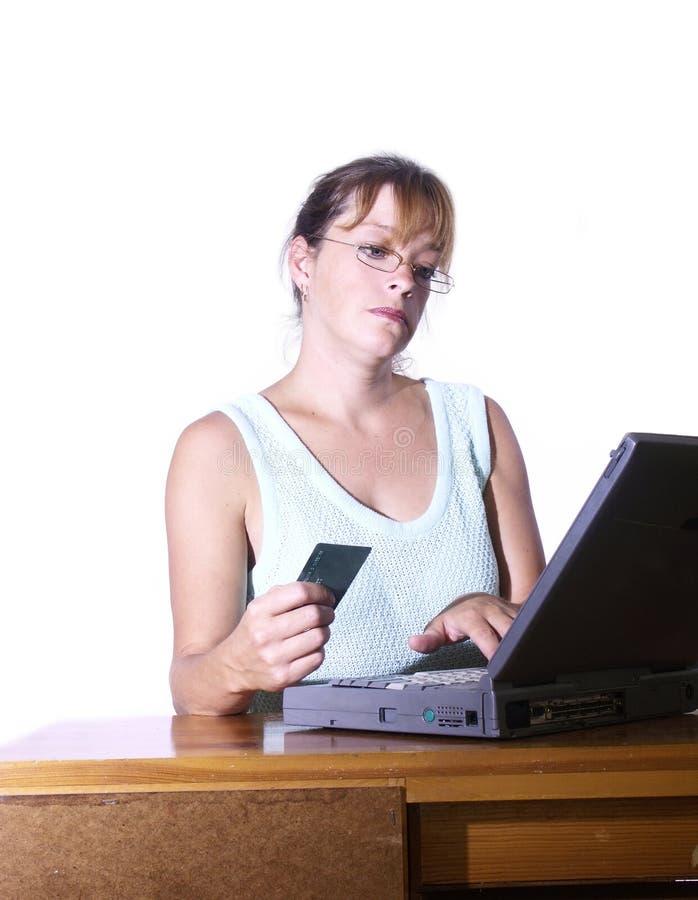 Download Online krediet stock afbeelding. Afbeelding bestaande uit schuld - 279489
