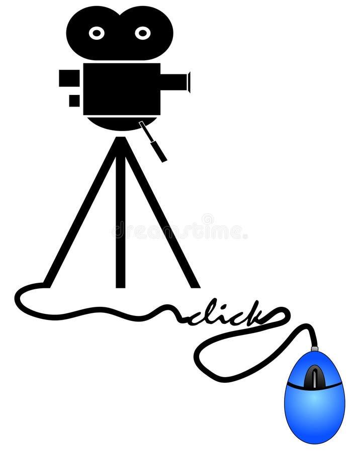 online kupienie filmy ilustracji